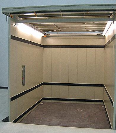 Aufzüge: HOCHSCHULE DRESDEN